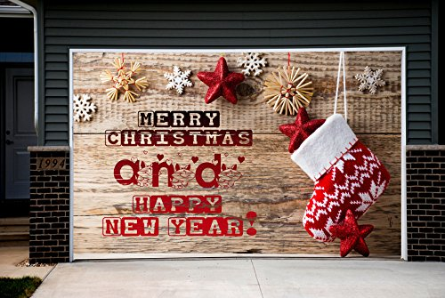 Garage Door Christmas Decoratio ~ 042629_Christmas Decorating Ideas For Garage Doors