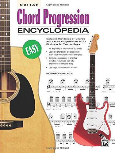 Guitar Chord Progression Encyclopedia: Easy