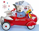 Blast Off Baby Radio Flyer Rocket - Great Gift