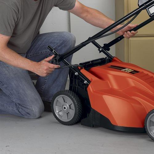 Black & Decker CM1836 18-Inch 36-Volt Cordless Electric Lawn Mower image