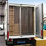 簡易トラック出入口可動テント(2m×2m)