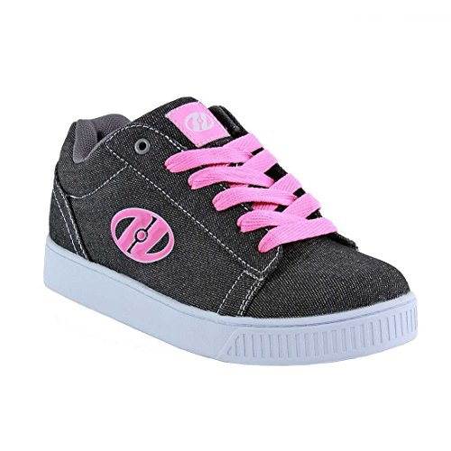 Heelys Straight Up HX1 Rollerschuhe - Anthrazit / Pink, andere, 38