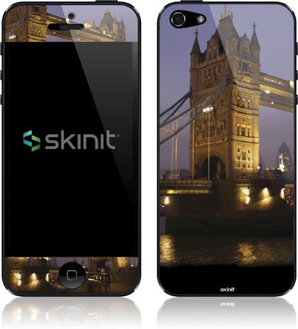 Scenic Cities - London Tower Bridge - Iphone 5 & 5S - Skinit Skin