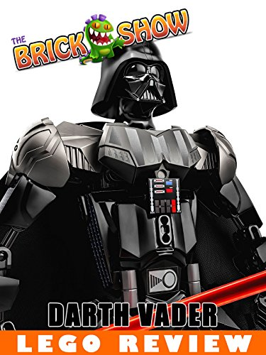 LEGO Star Wars Darth Vader Buildable Figure Review (75111)