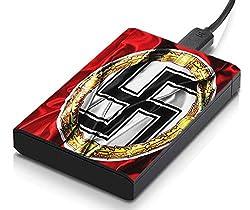 meSleep Nazi Hard Drive Skins