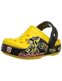 crocs Boys' CB Transformers Bumblebee Clog
