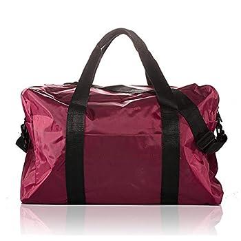 Toupons Waterproof Lightweight 17'' Weekend Travel Sport Duffle Bag Weekender Bag for Men Women 2
