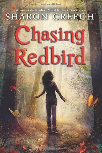 Cover of Chasing Redbird