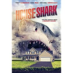 House Shark [Blu-ray]