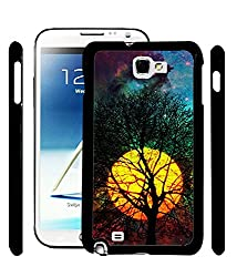 Aart Designer Luxurious Back Covers for Samsung Galaxy Note 1 + 3D F1 Screen Magnifier + 3D Video Screen Amplifier Eyes Protection Enlarged Expander by Aart Store.