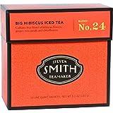 Steven Smith Teamaker #24 Big Hibiscus Iced Tea, 10 ct by Steven Smith Teamaker