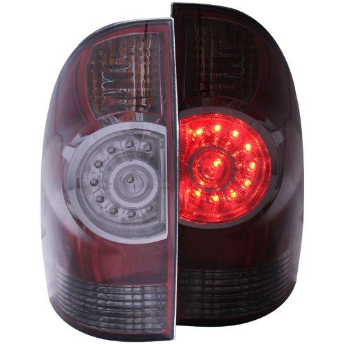 Anzo Usa 311151 Smoke Led Tail Light For Toyota Tacoma