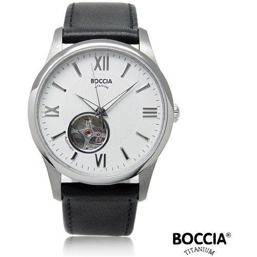Boccia Men's Watch 3539-01 Leather