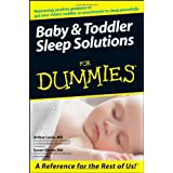 Baby and Toddler Sleep Solutions For Dummies ~ Arthur Lavin