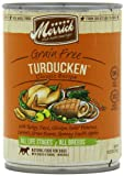 Merrick Turducken Dog Food 13.2 oz (12 Count Case)