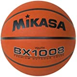 Mikasa BX1008 Junior Size Rubber Basketball