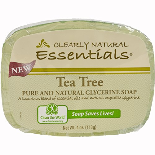 Tea Tree Oily - Combination Skin Whitening Scrub Facial Foam