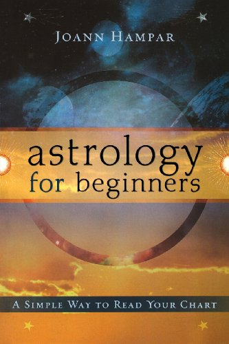 Astrology for Beginners: A Simple Way to Read Your Chart (For Beginners (Llewellyn's))