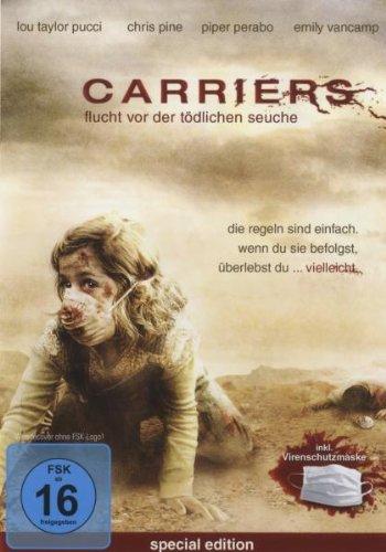 Carriers - Flucht vor der tödlichen Seuche [Special Edition]