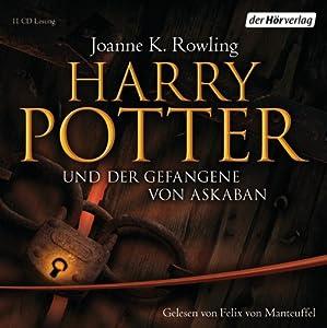 Harry Potter Und Der Gefangene Von Askaban Buch