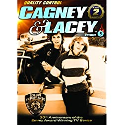 Cagney & Lacey Volume Five Part Two