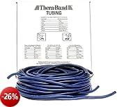 Thera-Band Tubolari, Blu molto scuro, 30,50 m