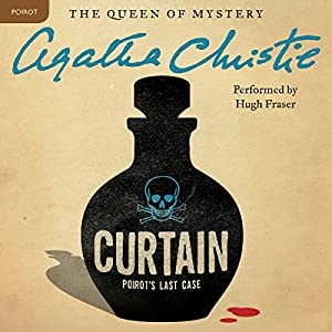 Curtain: Poirot's Last Case Audiobook