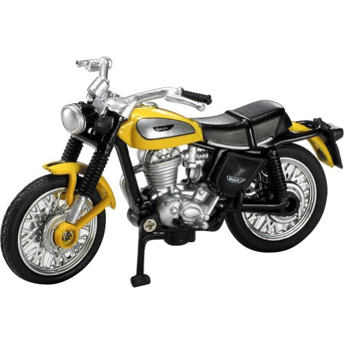 New Ray Ducati 1970 Scrambler 450 Replica Motorcycle Toy - 1:32 Scale