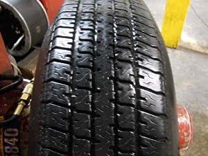 Carlisle Radial Trail RH Trailer Tire - ST205/75R14 C 6 Ply