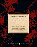 img - for Twenty Love Poems and a Song of Despair: (Dual-Language Penguin Classics Deluxe Edition) (Spanish Edition) [Paperback] [2003] (Author) Pablo Neruda, W.S. Merwin, Cristina Garcia book / textbook / text book