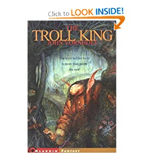 The Troll King by John Vornholt