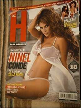 Para Hombres Edicion USA Diciembre/december 2010 (SABOREALA! NINEL