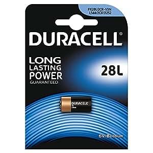 Duracell Pile Lithium High Power 28L x1