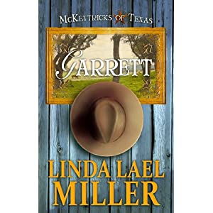 Garrett (Center Point Platinum Romance (Large Print)) Linda Lael Miller
