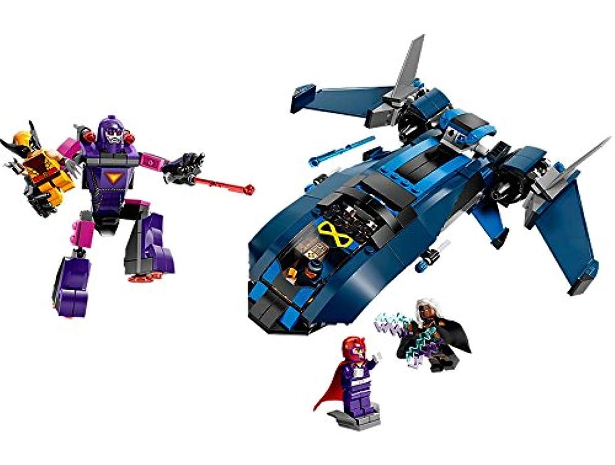 [해외] 레고 (LEGO) 슈퍼히어로즈 X-멘 VS 센티넬 76022-76022 (2014-06-06)
