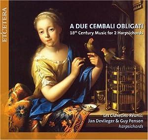 18th Century Music for 2 Harpsichords