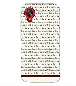 PrintDhaba Heart Pattern D-1593 Back Case Cover for LG GOOGLE NEXUS 5 (Multi-Coloured)