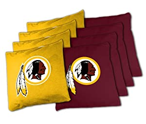 NFL Washington Redskins X-Large Bean Bag Toss Corn Hole Game by Wild Sports