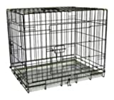 Bild: Gor Pets Zusammenklappbarer Käfig für HundBox Hund 1219cm121cm