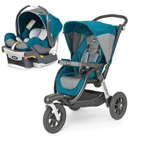 chicco activ3 jogging stroller polaris with keyfit 30 infant car seat dealtrend. Black Bedroom Furniture Sets. Home Design Ideas