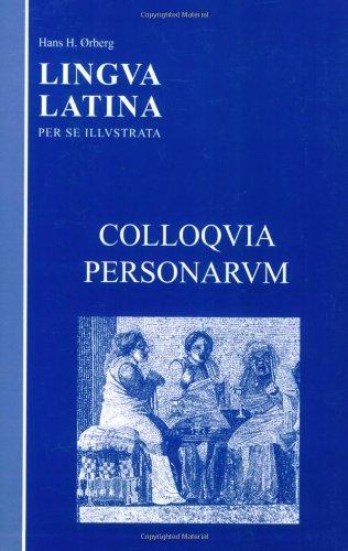 Colloquia Personarum (Lingua Latina)