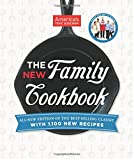 The Americas Test Kitchen New Family Cookbook