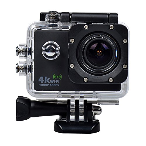 """Campark ACT72 4K 1080P 16MP WIFI Action Sports Cam Video Digital Camera Camcorder 1.5"""" TFT LCD 1080p@60fps 720p@120fps"""