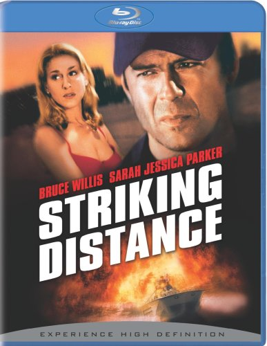Cover art for  Striking Distance [Blu-ray]