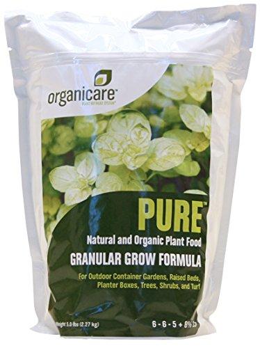 Botanicare Bcop5 5-Pound Organicare Pure Grow Plant Food