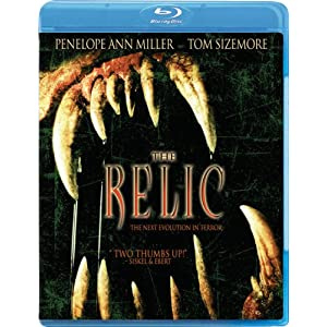 """ENTER TO WIN A BLU-RAY COPY OF """"THE RELIC"""" 5"""