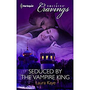 Seduced by the Vampire King Audiobook
