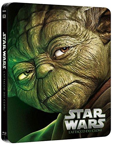 Star Wars Ep.2 - L'Attacco Dei Cloni (Limited Edition Blu-Ray + Steelbook)