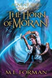 img - for Adventurer's Wanted, Book 2: The Horn of Moran book / textbook / text book