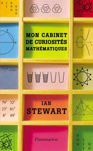 mon cabinet de curiosit s math matiques ian stewart librairie scientifique en ligne. Black Bedroom Furniture Sets. Home Design Ideas